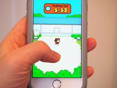 Pembuat Flappy Bird Kembali Dengan Permainan Baru, Ninja Spinki!