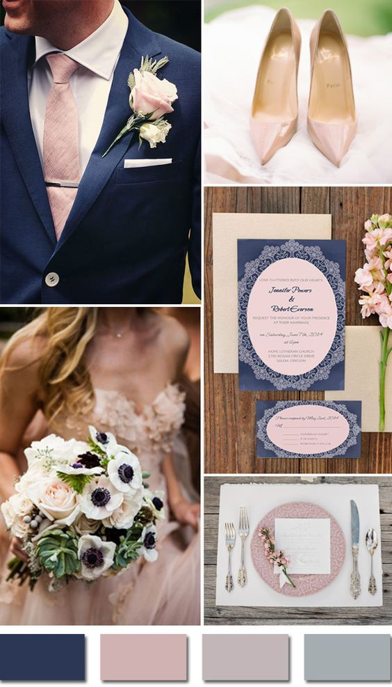 This Color Is Just Perfect For A March Wedding The Elegant Likes Blooms In Season Blush Also Works Well With