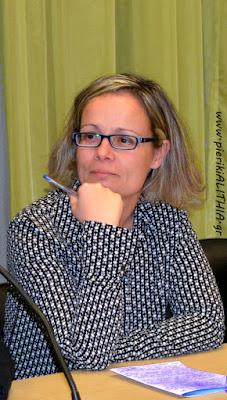 Συγχαρητήρια Βουλεύτριας Ελισσάβετ (Μπέττυ) Σκούφα