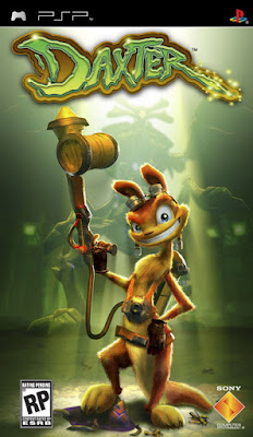 Daxter cover