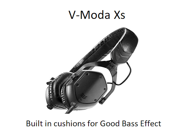 V-Moda Xs - Best Wireless Headphones to Buy