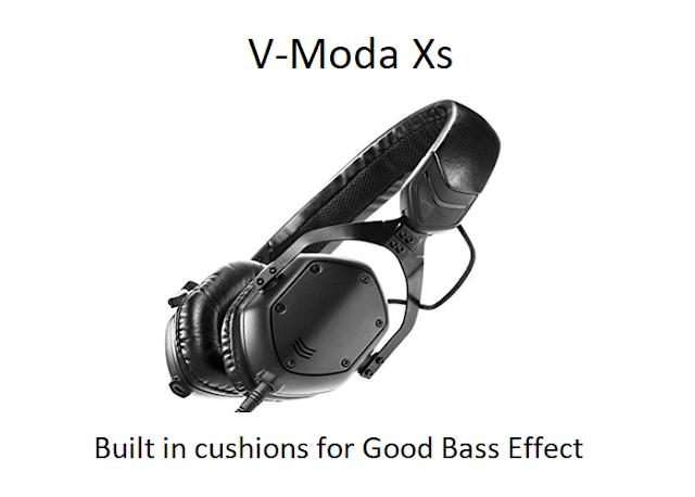 V-Moda Xs - Best Wireless Headphones to Buy