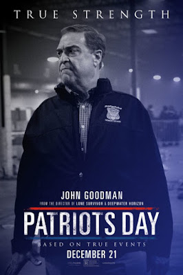 Patriots Day John Goodman Poster