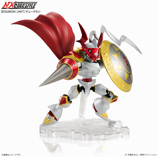 Imágenes de NXEDGE STYLE [Digimon Unit] Dukemon - Tamashii Nations