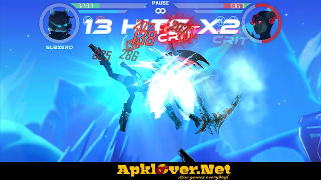 Shadow Battle 2.1 MOD APK unlimited money