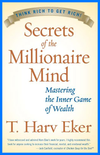 5 Books Highly Recommended by Successful People-Secrets of the Millionaire Mind-Mastering the Inner Game of Wealth