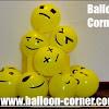 Balon Latex Printing Emoji / Emoticon (NEW MODEL)