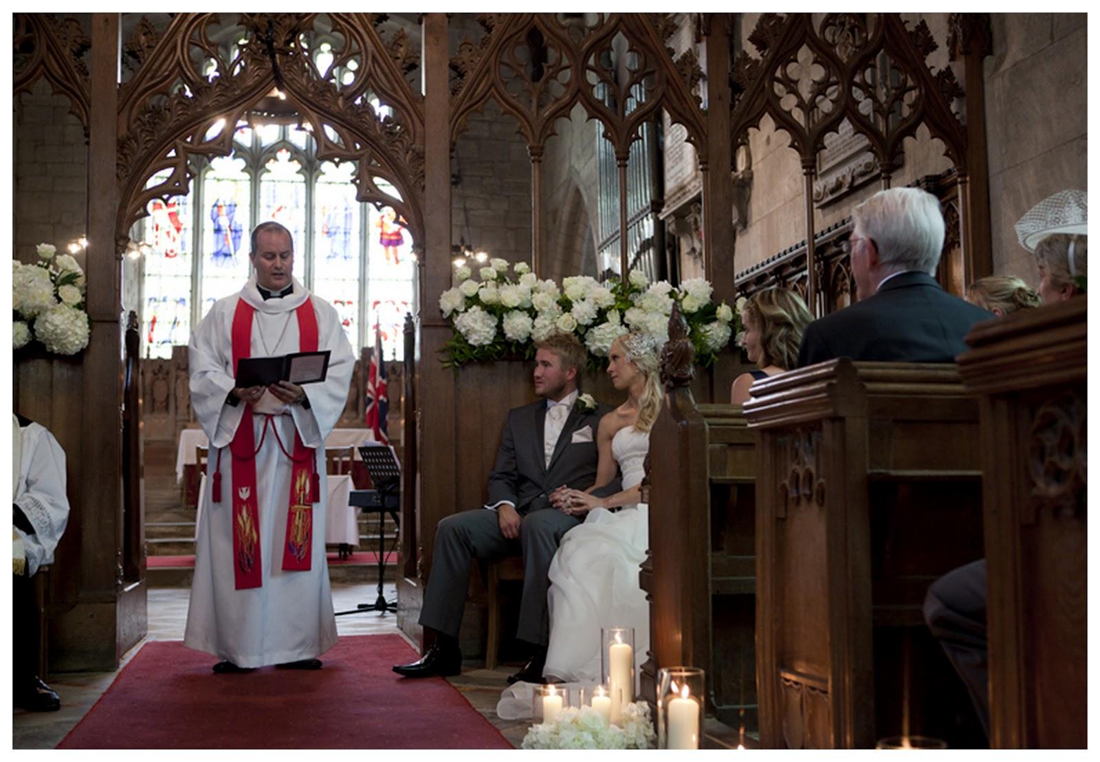 Real Elegant White Wedding Katie Amp Conor