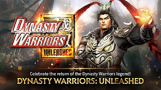 Game Dynasty Warriors Unleashed MOD Unlimited Money Apk + Data (OBB) Android