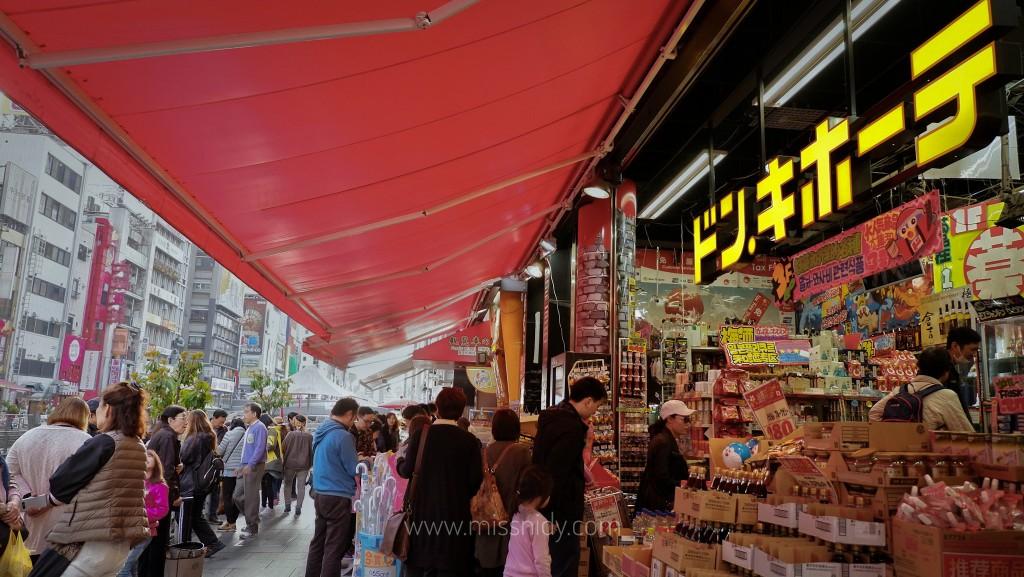 pengalaman tax refund di jepang