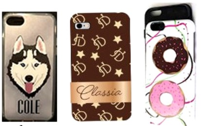 custom cell phone covers