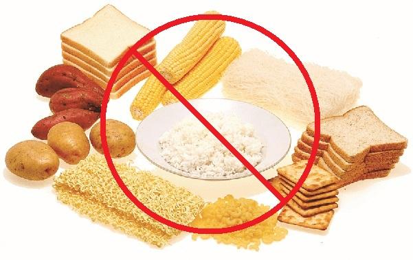 kurangi asupan karbohidrat untuk menurunkan berat badan