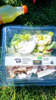 Chicken and Apple Salad from Albert Heijn