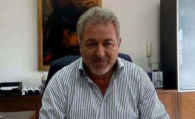 Ήγουμενίτσα: Μήνυμα του Δημάρχου Ηγουμενίτσας και Προέδρου της ΠΕΔ Ηπείρου κ. Ιωάννη Λώλου για το Πάσχα