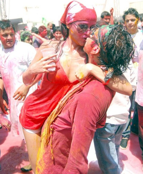 Holi hot desi girls photo nude