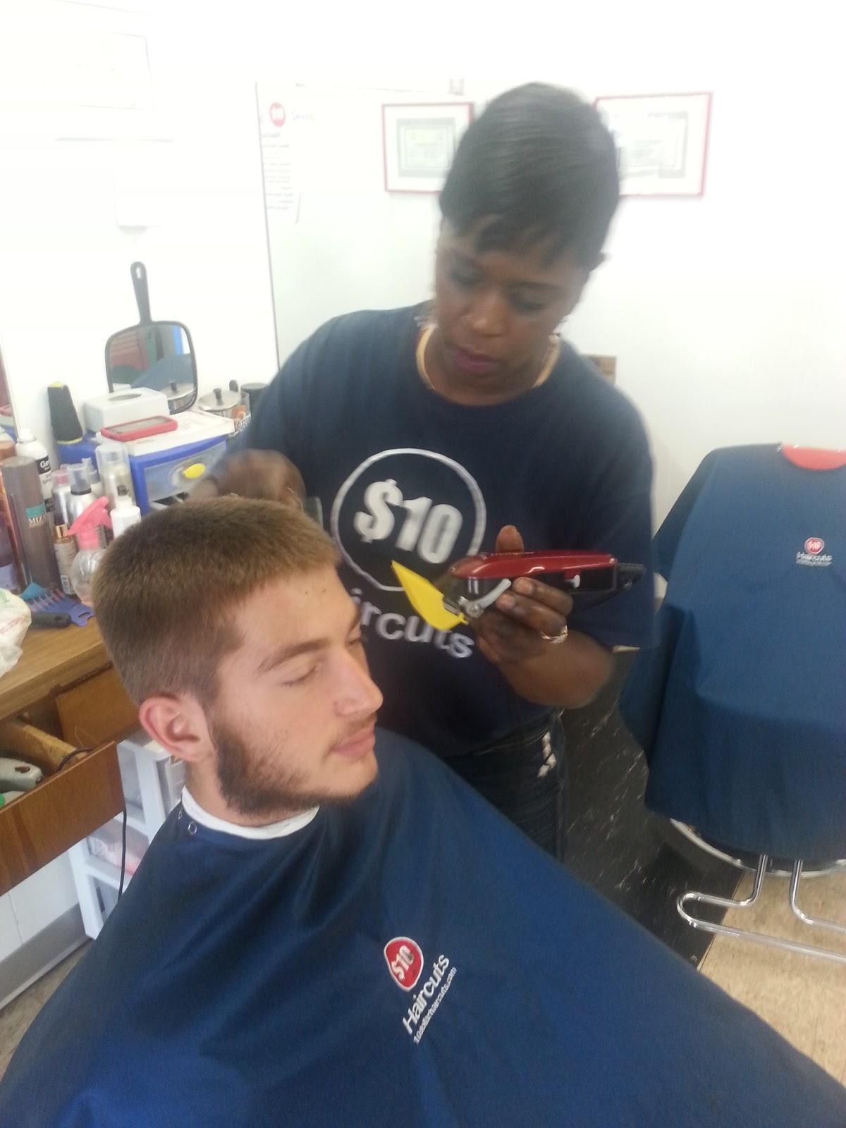 10 dollar haircut