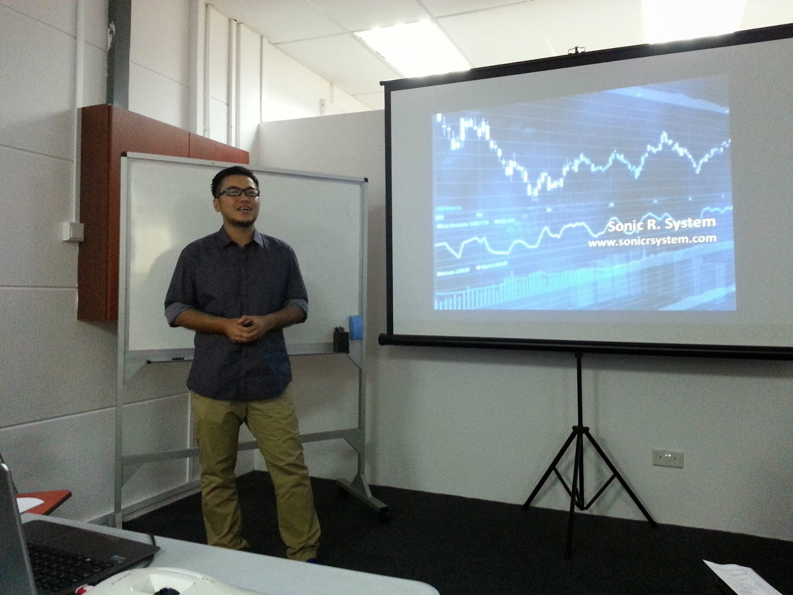 Forex factory sonic r system