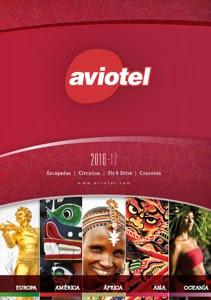 Aviotel Catálogo de viajes 2016 - 2017