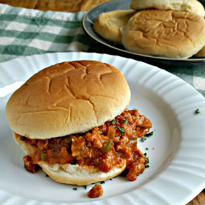 Classic Sloppy Joe's Sandwich