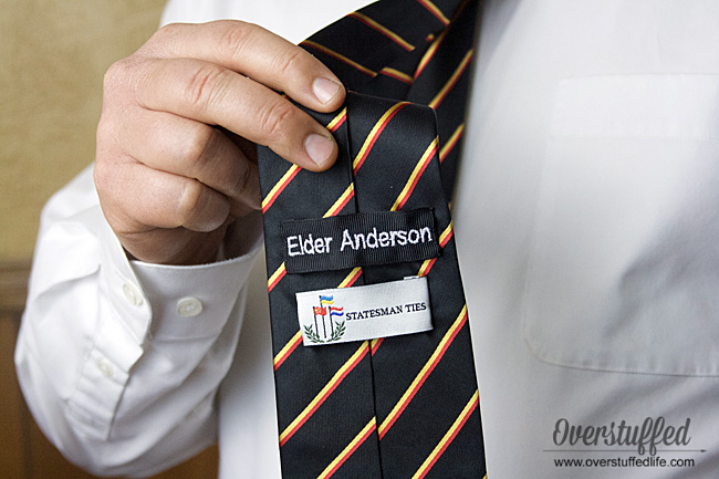 Buy a Statesman Tie as a Father's Day gift or a gift for a missionary. Ties are available in the flag styles of many different countries and states and dad is sure to love one!