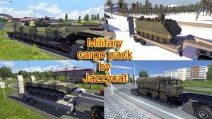 Military Cargo Pack 2.4