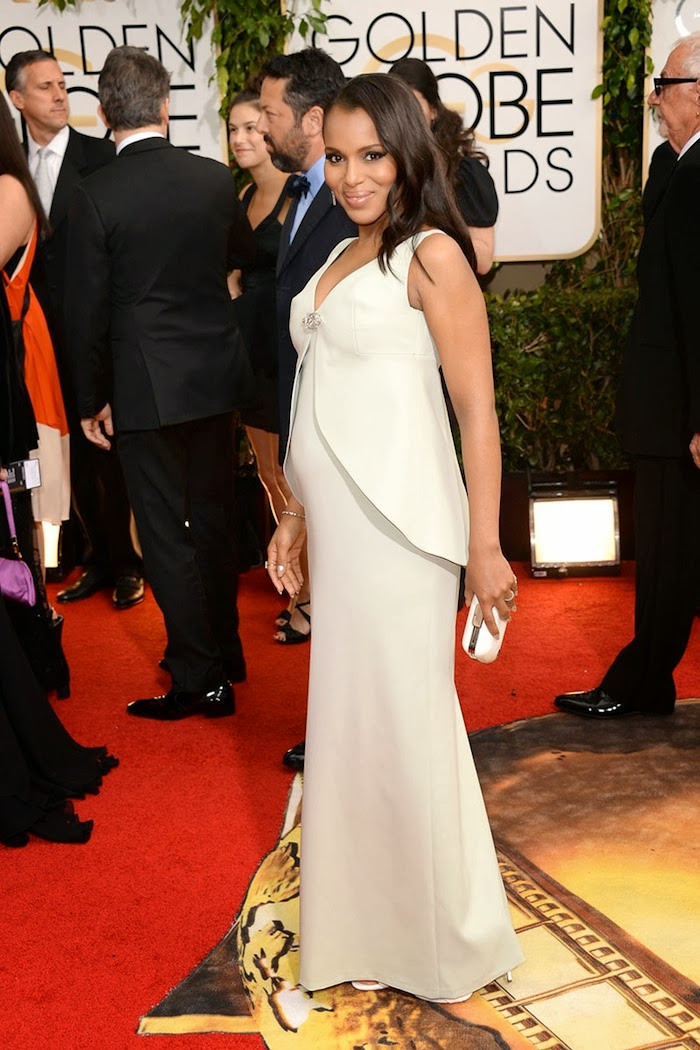 Kerry Washington GoldenGlobeAwards