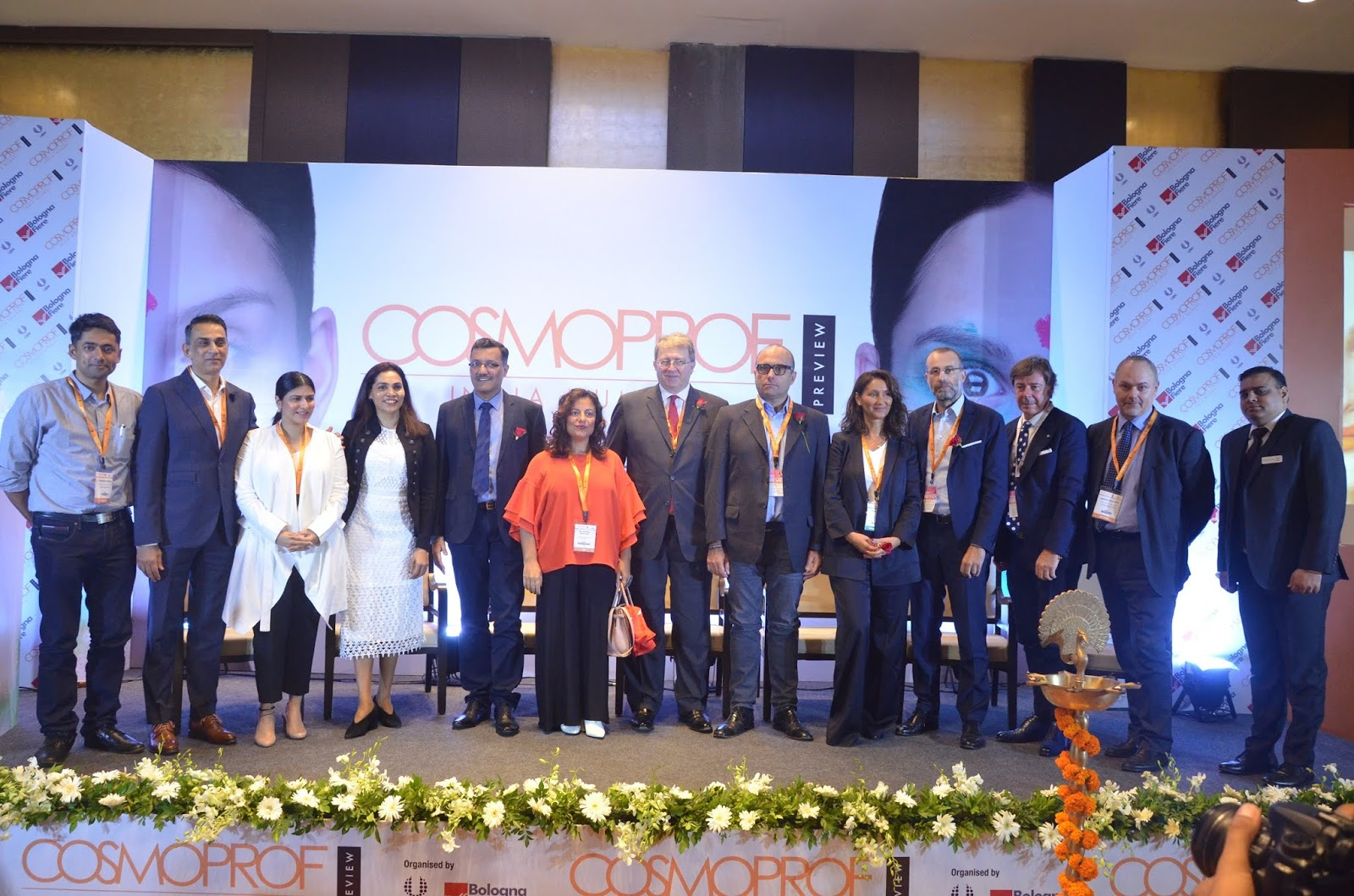 BolognaFiere & UBM India Successfully Concluded the Preview