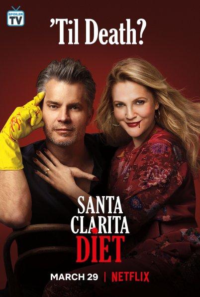 Santa Clarita Diet - Season 3 - Advance Preview: 'We Heart