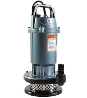 Memilih Pompa air celup (submersible Pump)