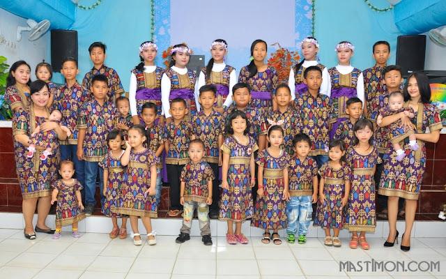 Kumpulan lagu lagu anak Sekolah minggu untuk ibadah di Gereja terbaru