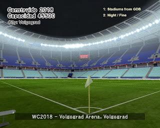 Volgograd Arena ( World Cup 2018 )