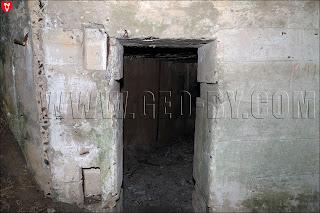 Вход в первый бункер