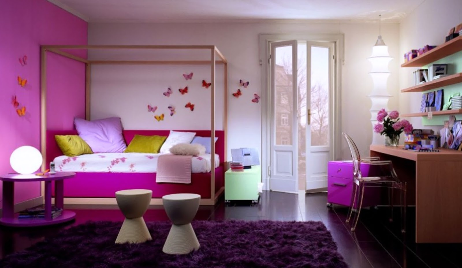 Idée décoration de chambres enfants   bébé et décoration   chambre ...