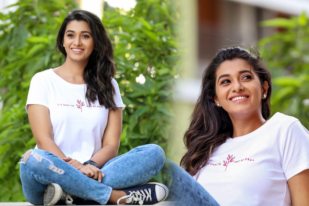 Tamil Actress Priya Bhavani Shankar New Photoshoot HD Images.