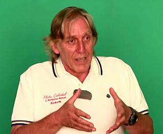 Norberto Alberto Pérez hablando de la Plata Coloidal