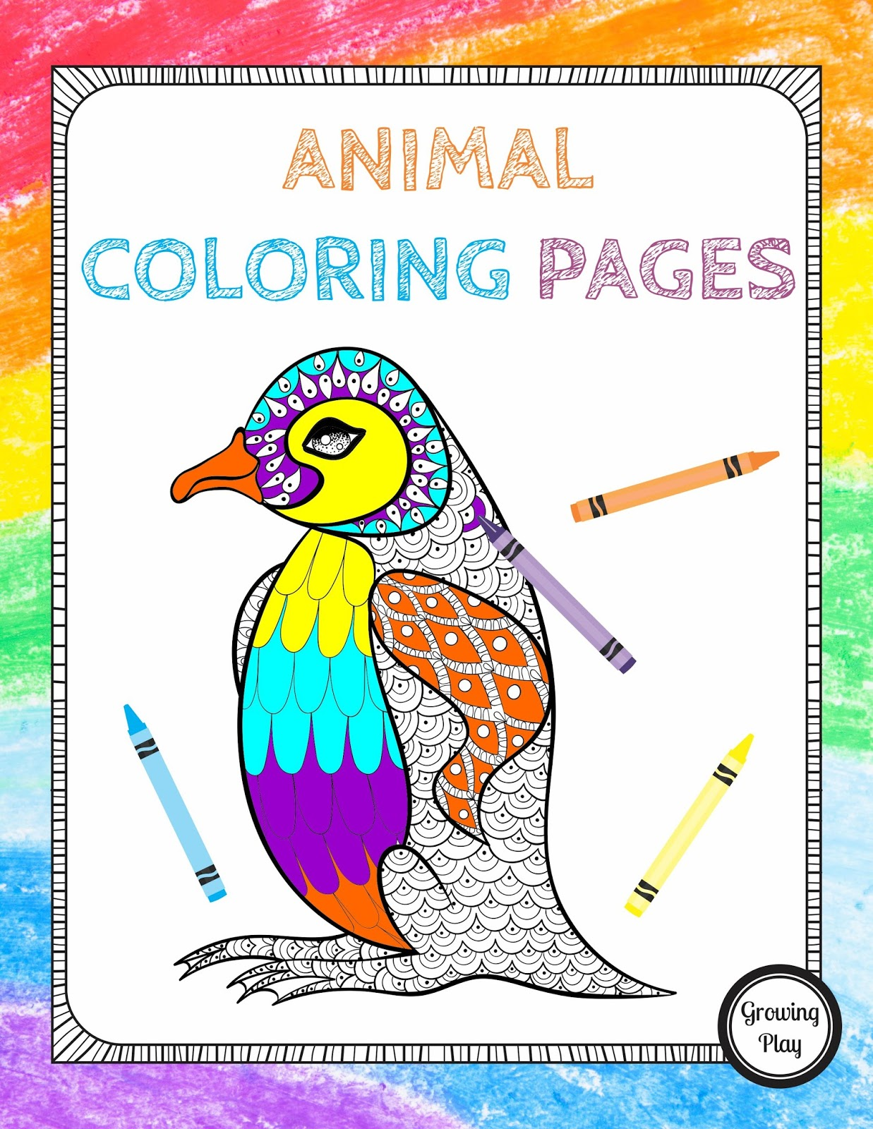 coloring pages of animals coloring pages of animals 28