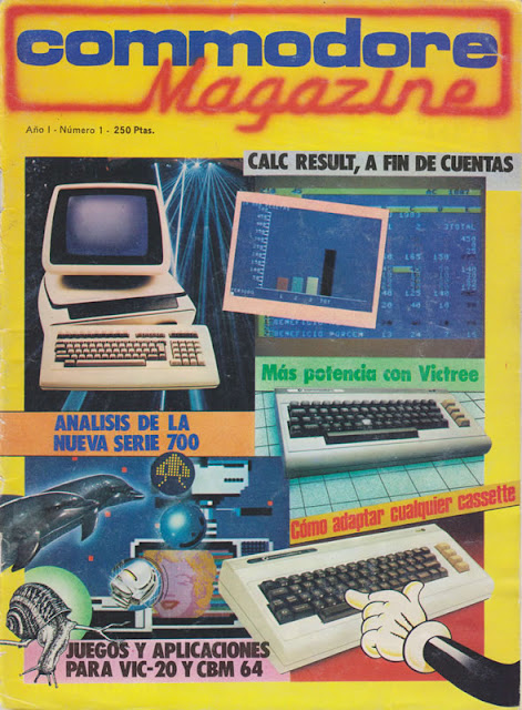 Commodore Magazine #01 (01)