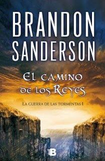 lectura, libro, amor, brandon sanderson, el camino de los reyes, portada