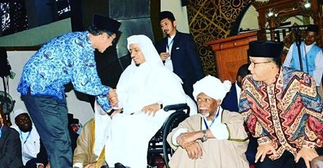 Buka Multaqa Da'i III, Gubernur Irwan:  Pertemuan Ini adalah Media Persatuan dan Persaudaraan Umat