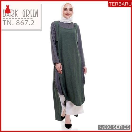 Ky093t59 Tasan Muslim Adhifah Murah Tunic Bmgshop Terbaru