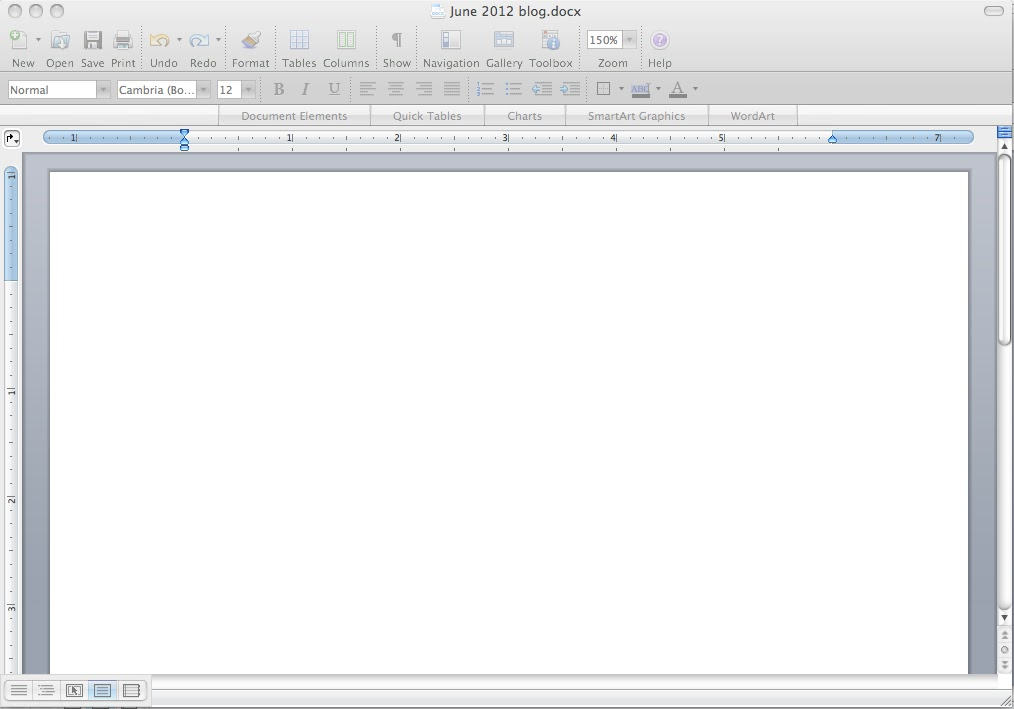 Route 19 Writers: How To Face The Blank Page