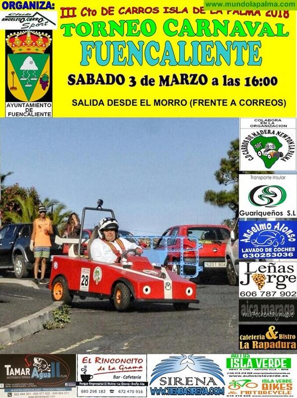 Torneo Carnaval Fuencaliente de Carros