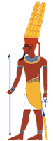 Amun ancient Egypt god of air