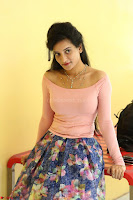 Janani Iyyer in Skirt ~  Exclusive 064.JPG