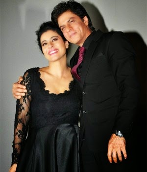 Shah Rukh and Kajol to Pair together in dilwale