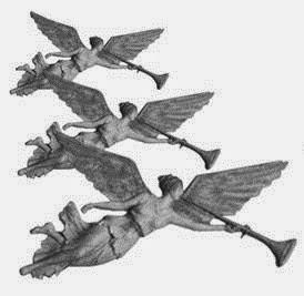 Hasil gambar untuk gambar pekabaran 3 malaikat
