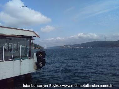 İstanbul boğazı Sarıyer Beykoz