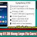 Symphony V130 Flash File No Without Password | Symphony V130 Hang Logo Fix Customer Care Flash File