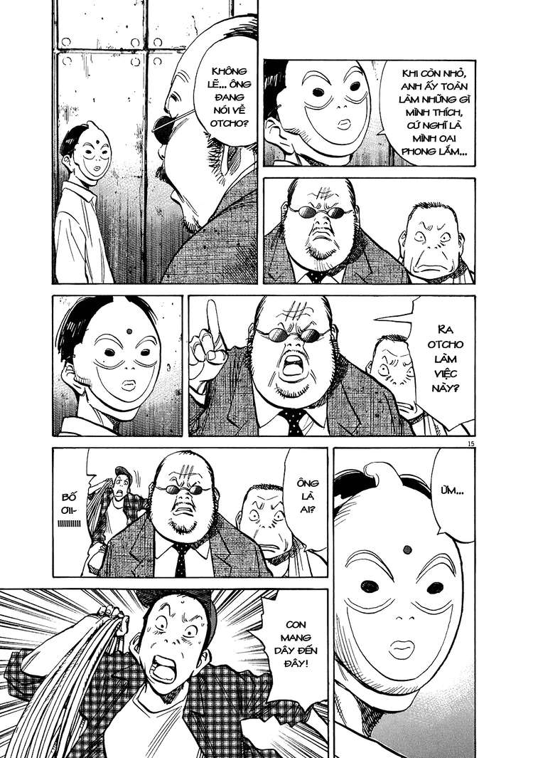 20th Century Boys chapter 242 trang 33