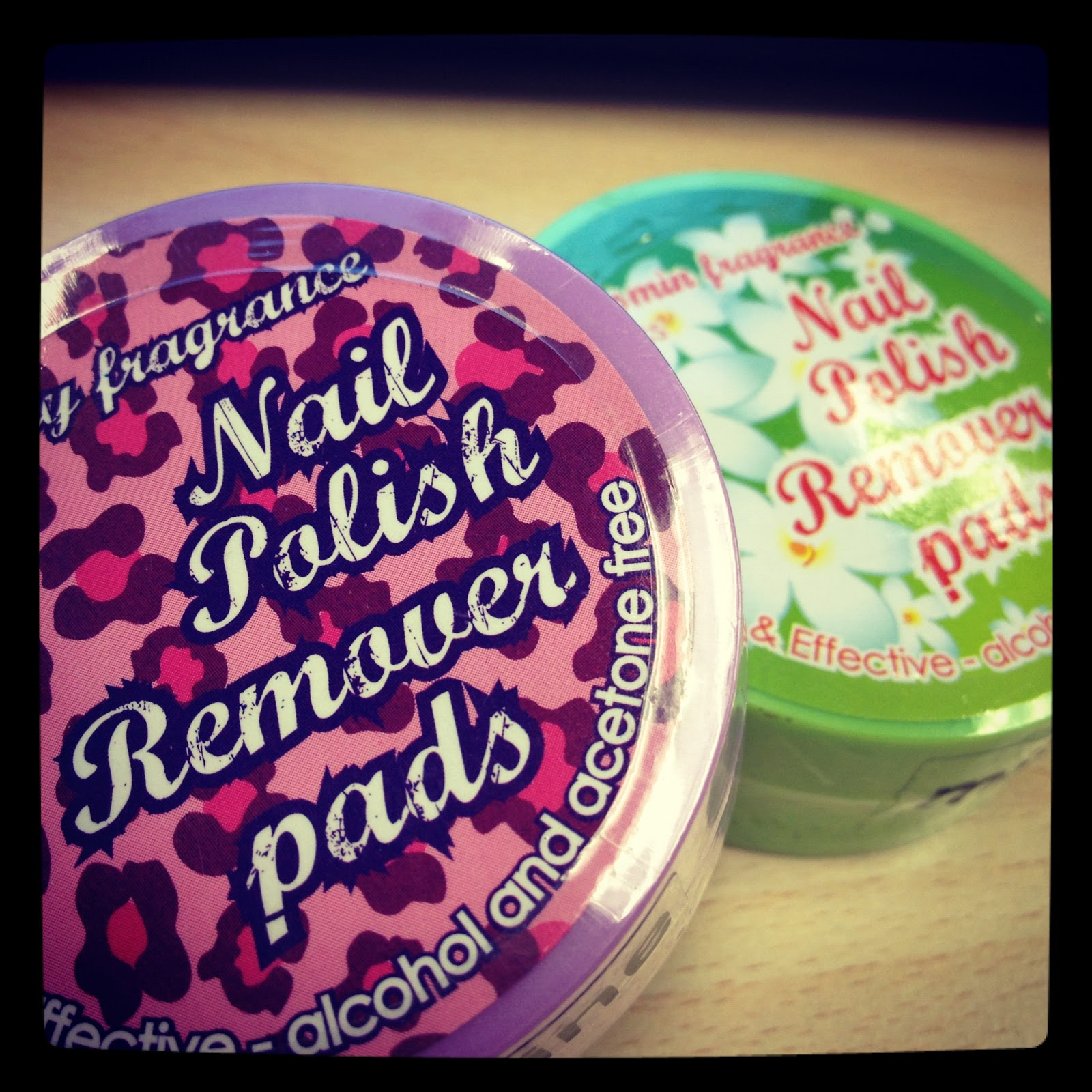Review On Miine S Nail Polish Remover Pads Melfann